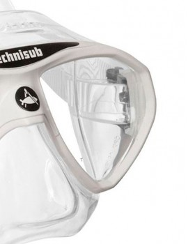 Маска Aqua Lung Micromask White
