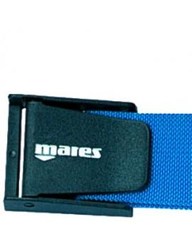 Пояс для грузов Mares с пластиковой пряжкой