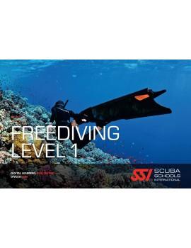 SSI Freediving Level 1 – 1-й уровень