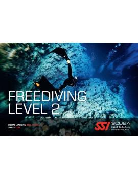 SSI Freediving Level 2 – 2-й уровень