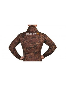 Гидрокостюм Mares Instinct Camo Brown 5.5 mm
